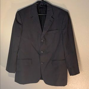 Banana Republic Blazer 42S Dark Grey
